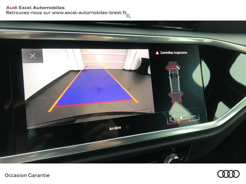 Audi Q3 35 TFSI 150ch Design S tronic 7 Noir occasion à Brest - photo n°12