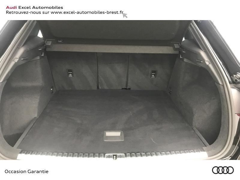 Audi Q3 35 TFSI 150ch Design S tronic 7 Noir occasion à Brest - photo n°9