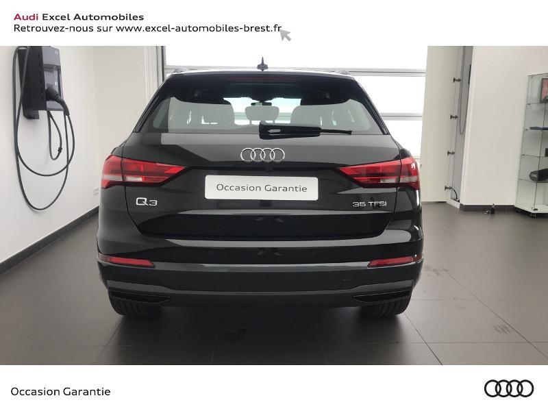 Audi Q3 35 TFSI 150ch Design S tronic 7 Noir occasion à Brest - photo n°5