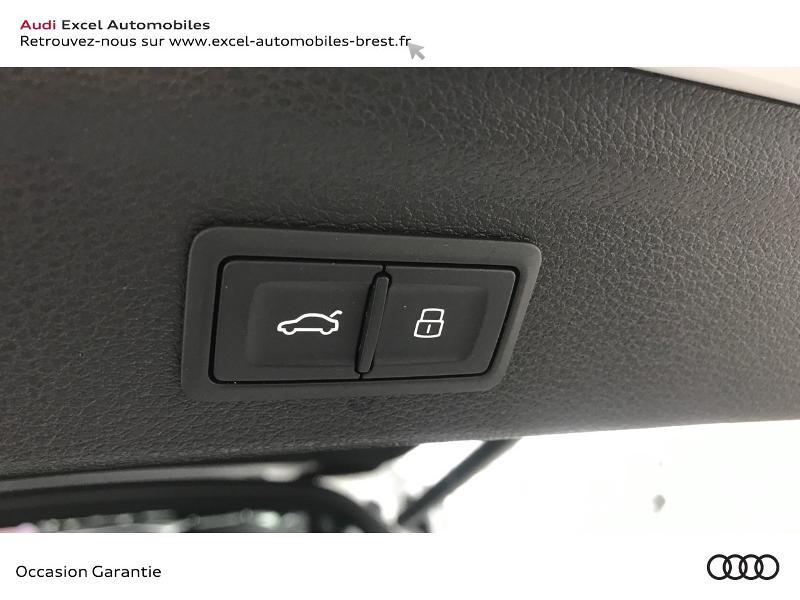 Audi Q3 35 TFSI 150ch Design S tronic 7 Blanc occasion à Brest - photo n°10