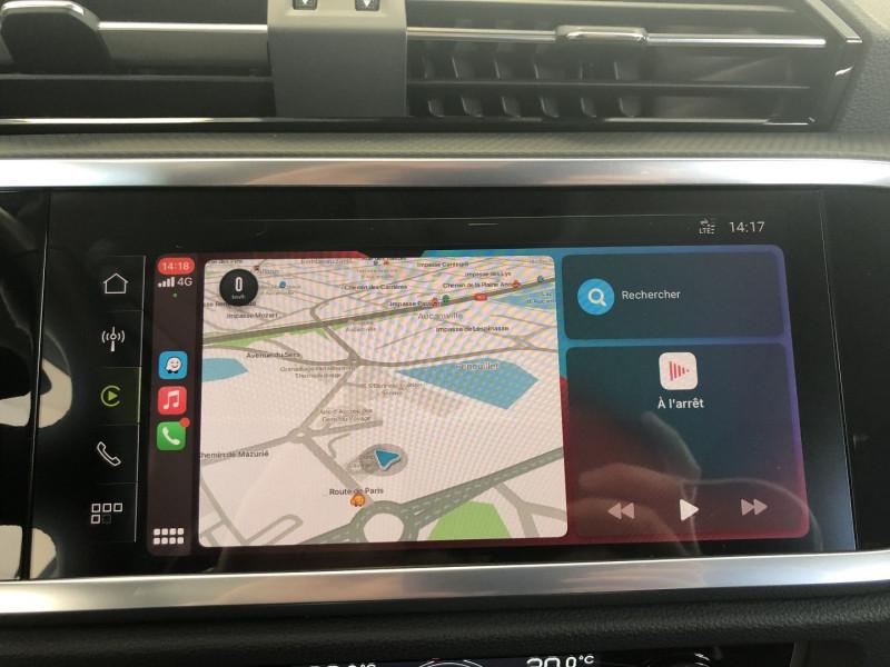 Audi Q3 35 TFSI 150CH DESIGN Blanc occasion à FENOUILLET - photo n°11