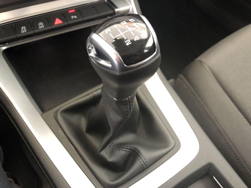 Audi Q3 35 TFSI 150CH DESIGN Blanc occasion à FENOUILLET - photo n°17