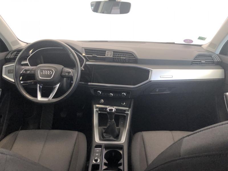 Audi Q3 35 TFSI 150CH DESIGN Blanc occasion à FENOUILLET - photo n°5