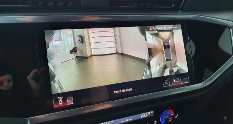 Audi Q3 35 TFSI 150ch S line S Tronic 7 Noir occasion à Paris - photo n°7