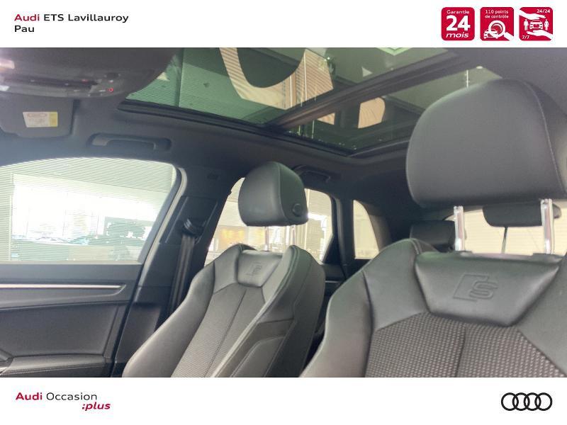 Audi Q3 35 TFSI 150ch S line S tronic 7 Blanc occasion à Lescar - photo n°13