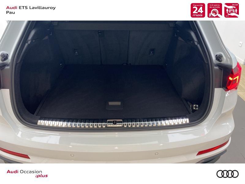 Audi Q3 35 TFSI 150ch S line S tronic 7 Blanc occasion à Lescar - photo n°11