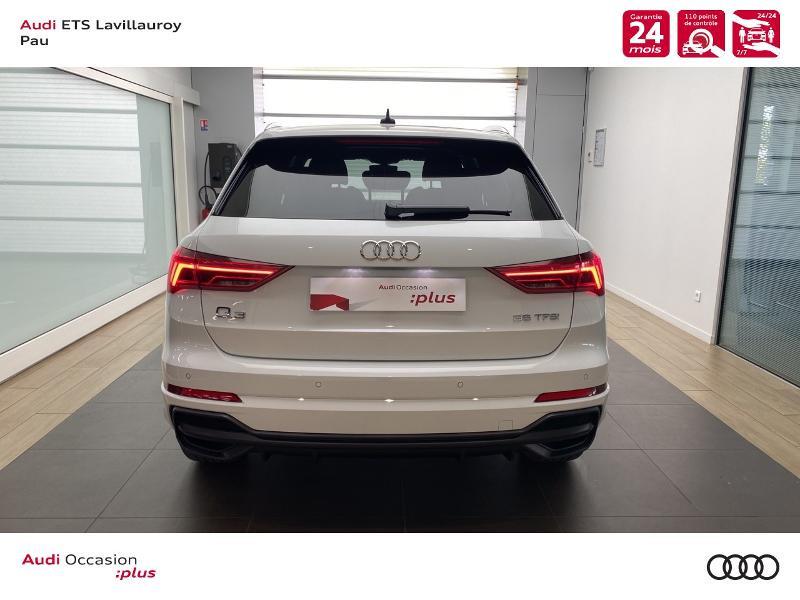 Audi Q3 35 TFSI 150ch S line S tronic 7 Blanc occasion à Lescar - photo n°5