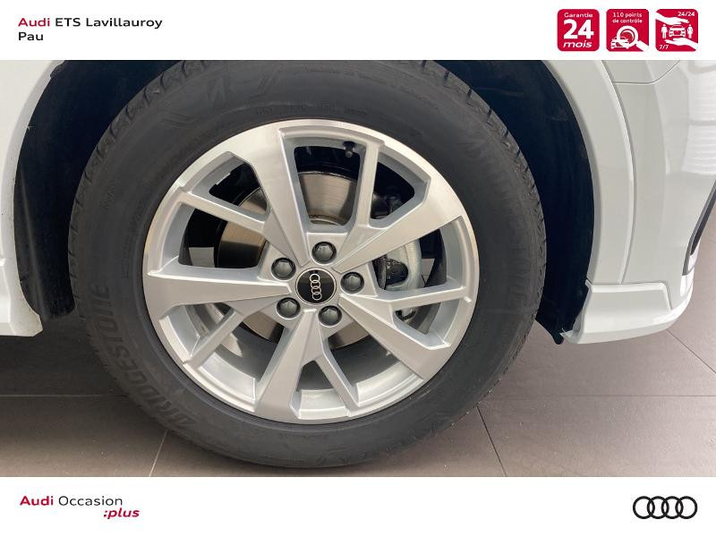 Audi Q3 35 TFSI 150ch S line S tronic 7 Blanc occasion à Lescar - photo n°9