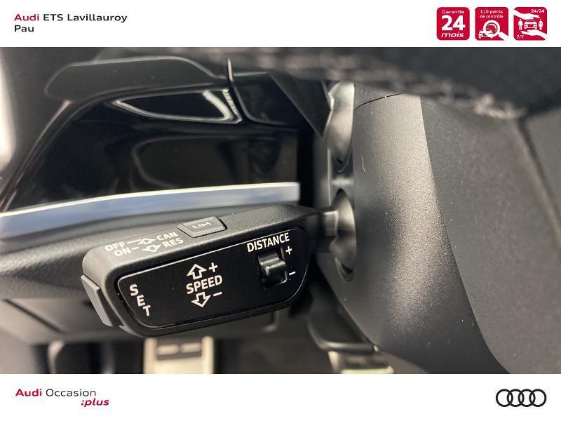 Audi Q3 35 TFSI 150ch S line S tronic 7 Blanc occasion à Lescar - photo n°17