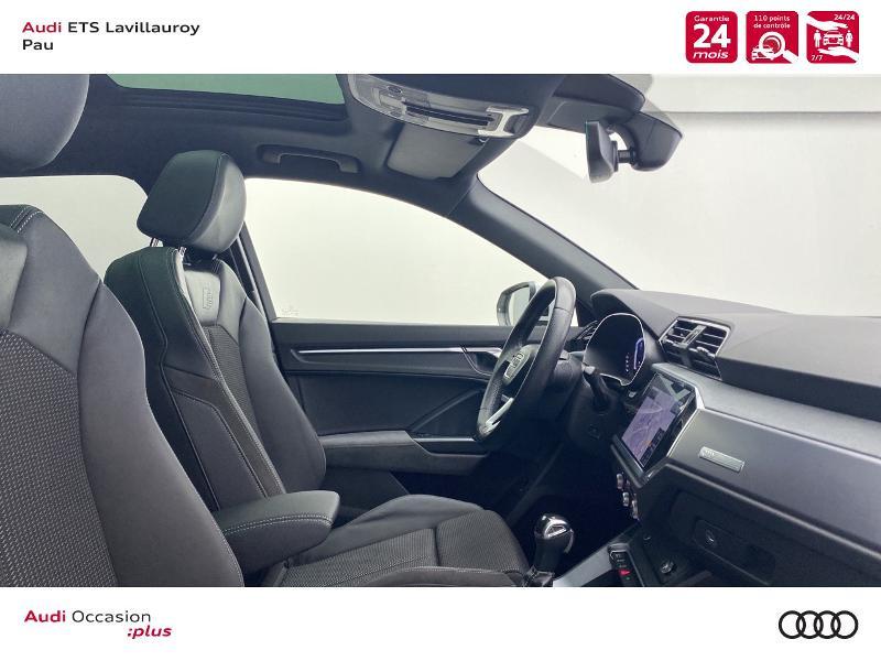 Audi Q3 35 TFSI 150ch S line S tronic 7 Blanc occasion à Lescar - photo n°7