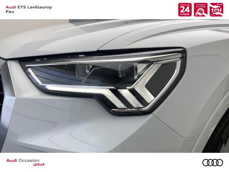 Audi Q3 35 TFSI 150ch S line S tronic 7 Blanc occasion à Lescar - photo n°10