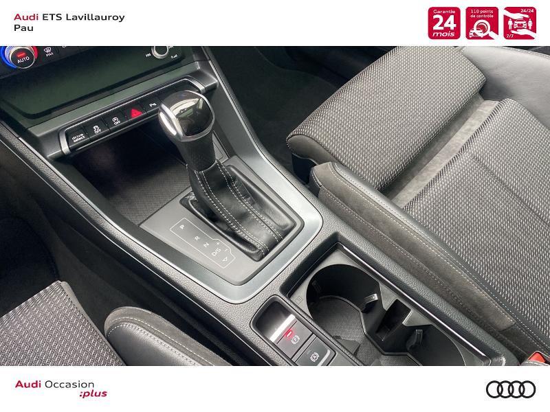 Audi Q3 35 TFSI 150ch S line S tronic 7 Blanc occasion à Lescar - photo n°14