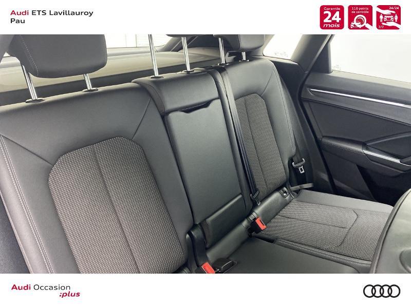 Audi Q3 35 TFSI 150ch S line S tronic 7 Blanc occasion à Lescar - photo n°8