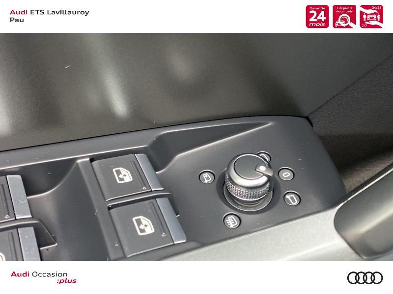 Audi Q3 35 TFSI 150ch S line S tronic 7 Blanc occasion à Lescar - photo n°18