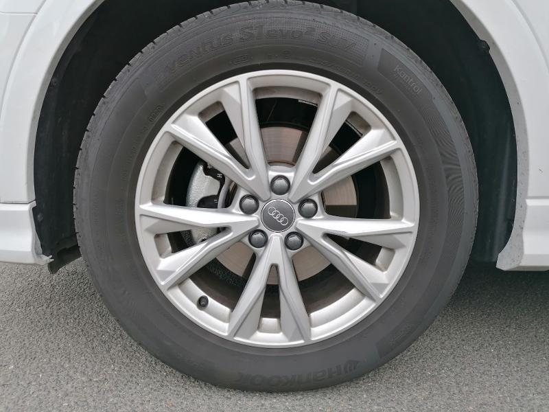 Audi Q3 35 TFSI 150ch S line S tronic 7 Blanc occasion à Fleury-les-Aubrais - photo n°17