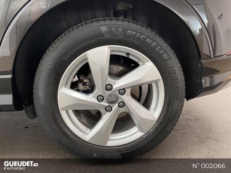 Audi Q3 35 TFSI 150ch Noir occasion à Brie-Comte-Robert - photo n°7