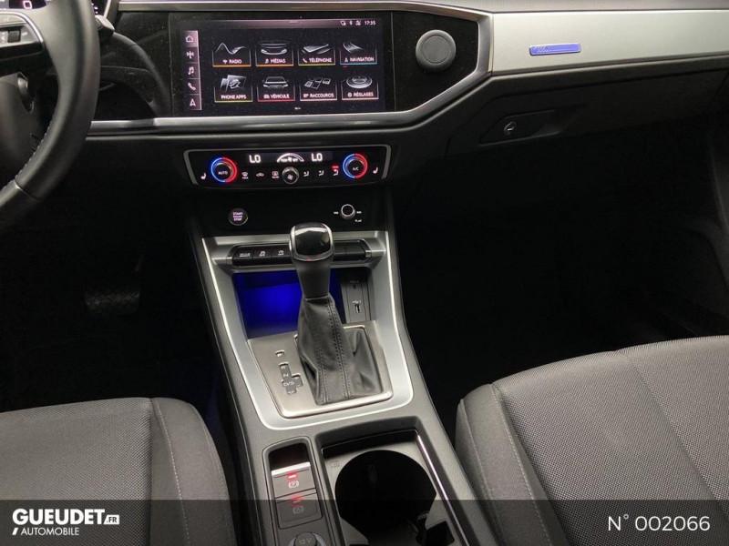 Audi Q3 35 TFSI 150ch Noir occasion à Brie-Comte-Robert - photo n°11