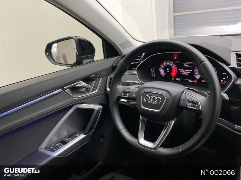 Audi Q3 35 TFSI 150ch Noir occasion à Brie-Comte-Robert - photo n°10