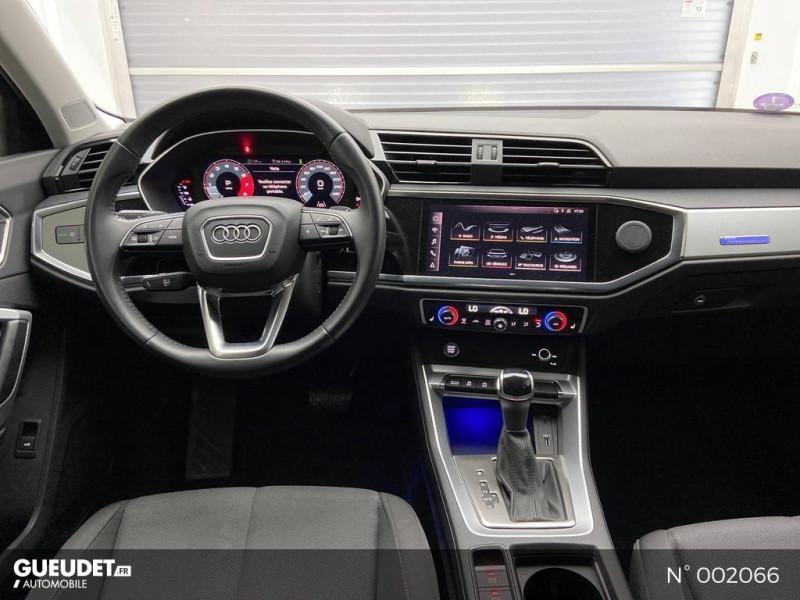 Audi Q3 35 TFSI 150ch Noir occasion à Brie-Comte-Robert - photo n°9