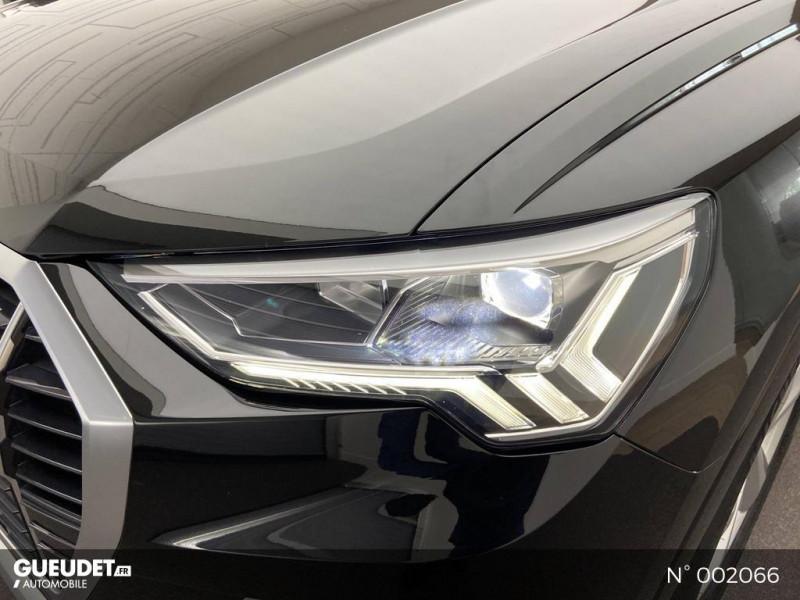 Audi Q3 35 TFSI 150ch Noir occasion à Brie-Comte-Robert - photo n°20