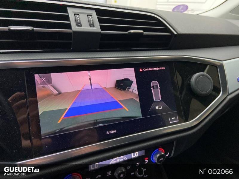 Audi Q3 35 TFSI 150ch Noir occasion à Brie-Comte-Robert - photo n°13
