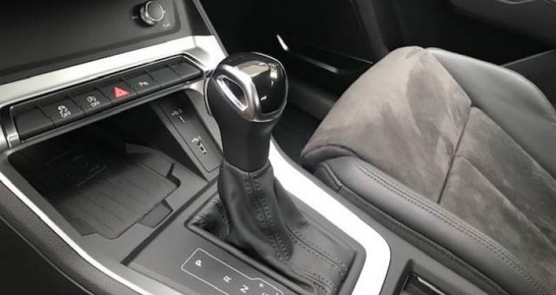Audi Q3 40 TDI 190 ch S tronic 7 Quattro Design Gris occasion à Lons Le Saunier - photo n°6