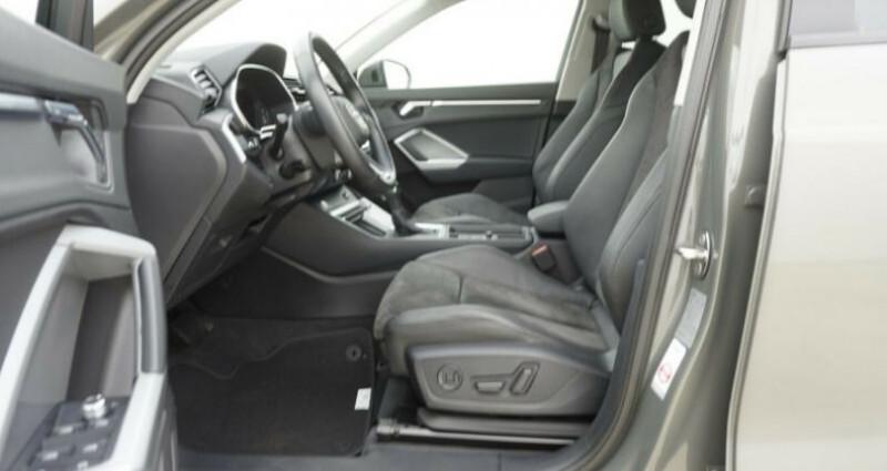 Audi Q3 40 TDI 190ch quattro S tronic 7 133g Gris occasion à Boulogne-Billancourt - photo n°5