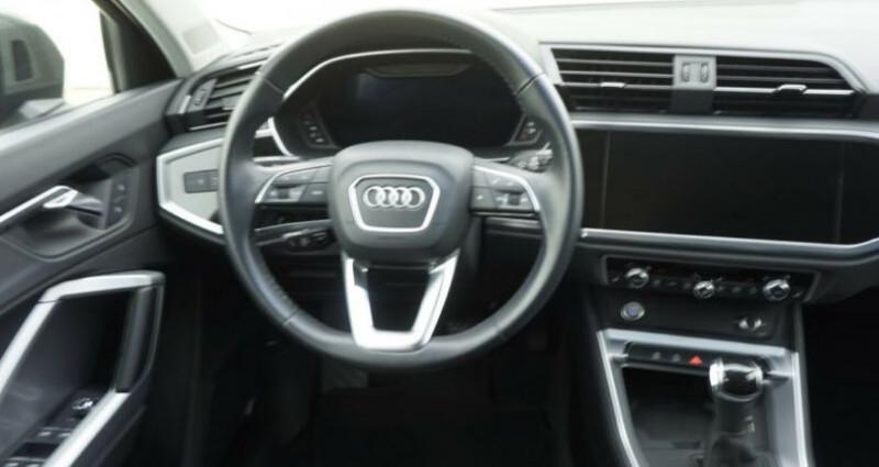 Audi Q3 40 TDI 190ch quattro S tronic 7 133g Gris occasion à Boulogne-Billancourt - photo n°3