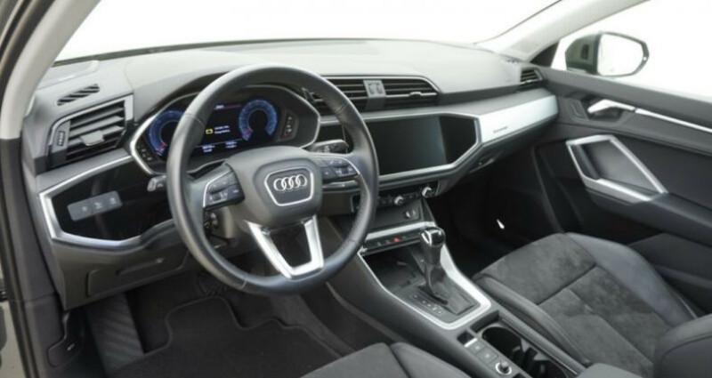 Audi Q3 40 TDI 190ch quattro S tronic 7 133g Gris occasion à Boulogne-Billancourt - photo n°7