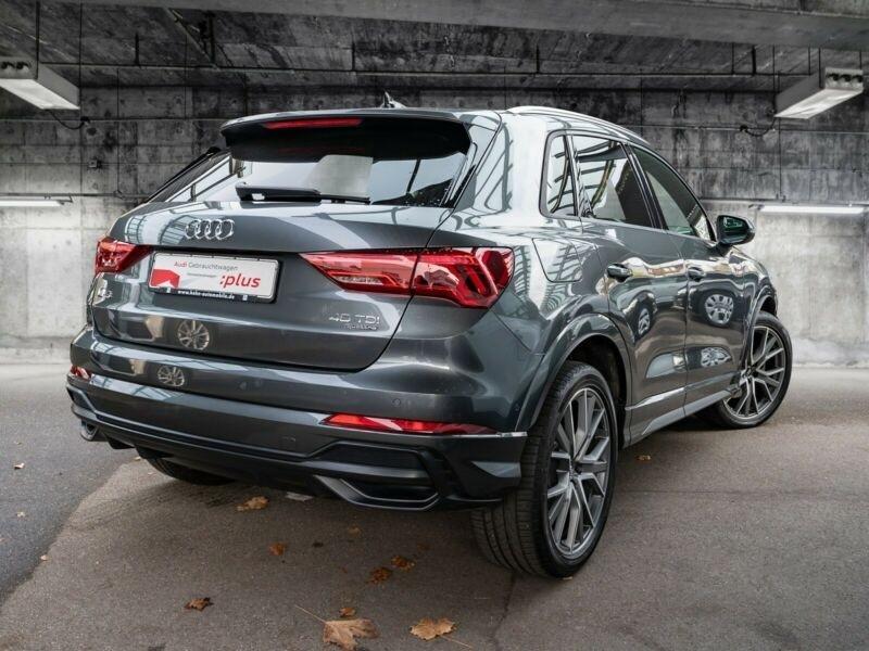 Audi Q3 40 TDI 190CH S LINE QUATTRO S TRONIC 7 Gris occasion à Villenave-d'Ornon