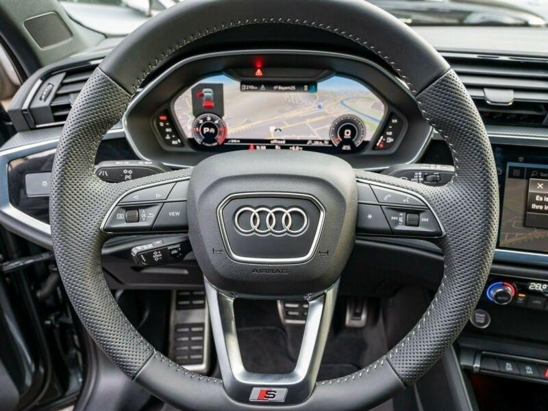 Audi Q3 40 TDI 190CH S LINE QUATTRO S TRONIC 7 Gris occasion à Villenave-d'Ornon - photo n°8
