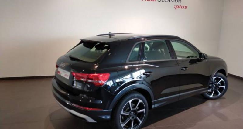 Audi Q3 45 TFSI 230 ch S tronic 7 Quattro Design Luxe Noir occasion à Chenove - photo n°3