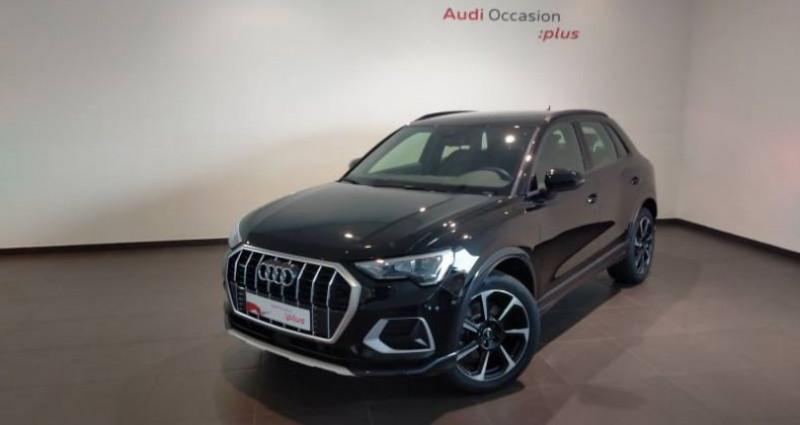 Audi Q3 45 TFSI 230 ch S tronic 7 Quattro Design Luxe Noir occasion à Chenove