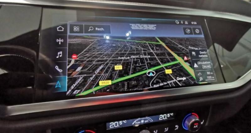 Audi Q3 45 TFSI 230ch S line quattro S tronic 7 Gris occasion à Paris - photo n°7