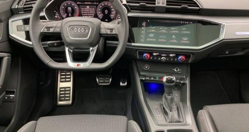 Audi Q3 45 TFSIe 245 ch S tronic 6 S line Gris occasion à Chenove - photo n°6