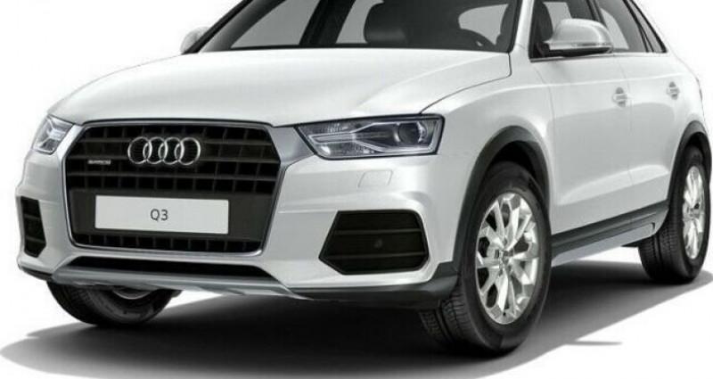 Audi Q3 Audi Q3 2.0TDI+QUATTRO 51KMS+PANO+NAVI+XENON Bleu occasion à Mudaison