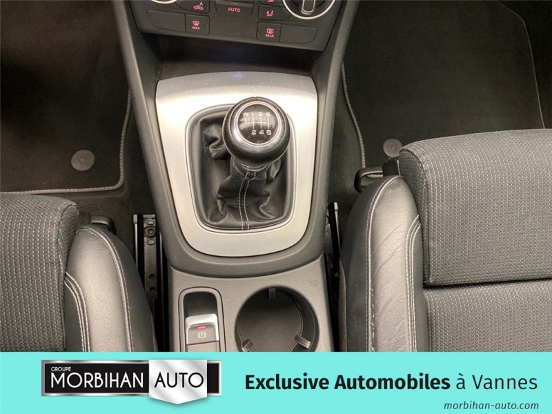 Audi Q3 Q3 2.0 TDI 120 ch  occasion à Vannes - photo n°10