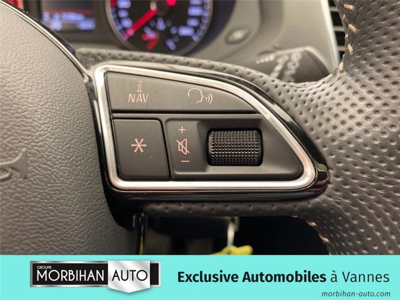 Audi Q3 Q3 2.0 TDI 120 ch  occasion à Vannes - photo n°13