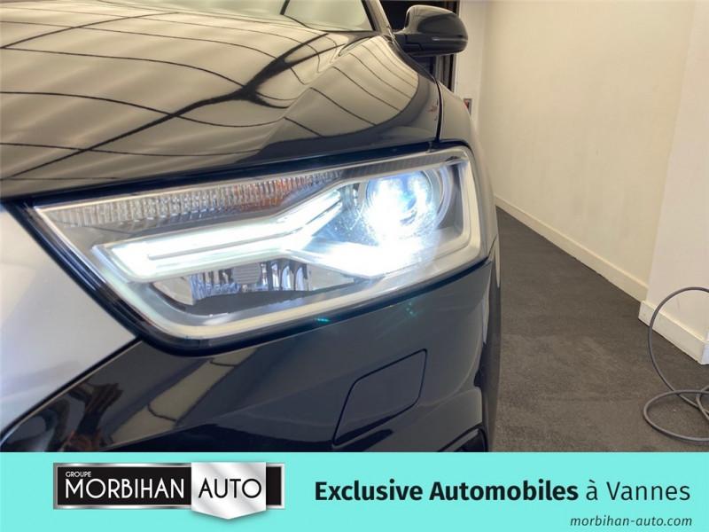 Audi Q3 Q3 2.0 TDI 120 ch  occasion à Vannes - photo n°19