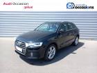 Audi Q3 Q3 2.0 TDI 184 ch S tronic 7 Quattro Ambition Luxe 5p Noir à Annemasse 74