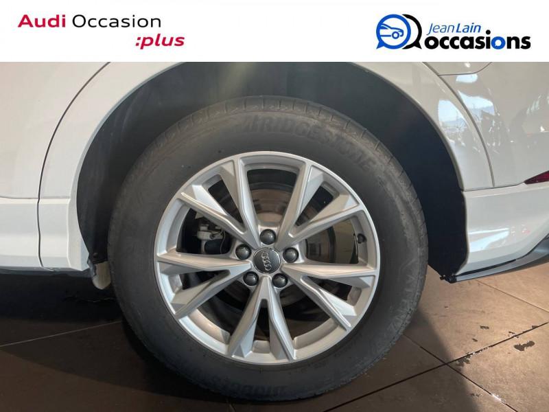 Audi Q3 Q3 35 TDI 150 ch S tronic 7 S line 5p Blanc occasion à Seynod - photo n°9