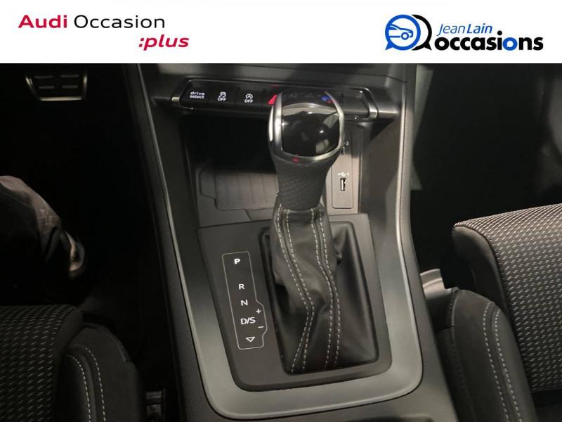 Audi Q3 Q3 35 TDI 150 ch S tronic 7 S line 5p Blanc occasion à Seynod - photo n°13
