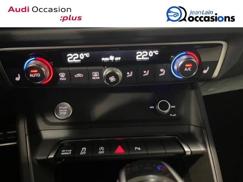 Audi Q3 Q3 35 TDI 150 ch S tronic 7 S line 5p Blanc occasion à Seynod - photo n°14