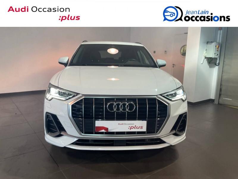 Audi Q3 Q3 35 TDI 150 ch S tronic 7 S line 5p Blanc occasion à Seynod - photo n°2