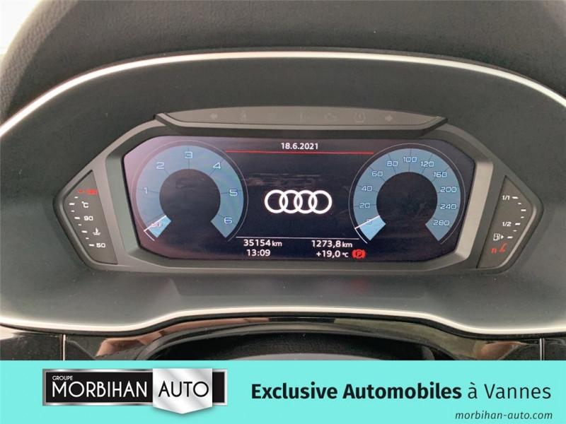 Audi Q3 Q3 35 TDI 150 ch S tronic 7  occasion à Vannes - photo n°8