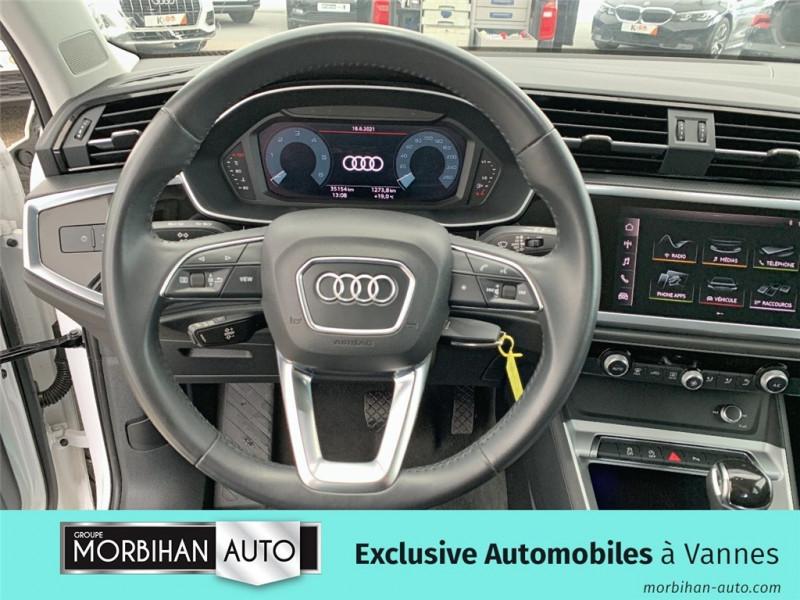 Audi Q3 Q3 35 TDI 150 ch S tronic 7  occasion à Vannes - photo n°4