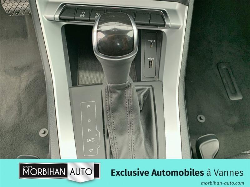 Audi Q3 Q3 35 TDI 150 ch S tronic 7  occasion à Vannes - photo n°10
