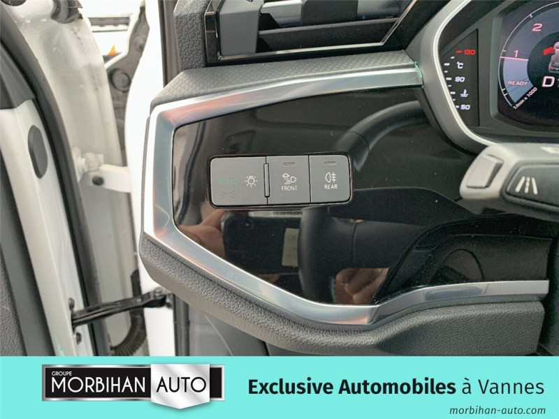 Audi Q3 Q3 35 TDI 150 ch S tronic 7  occasion à Vannes - photo n°17