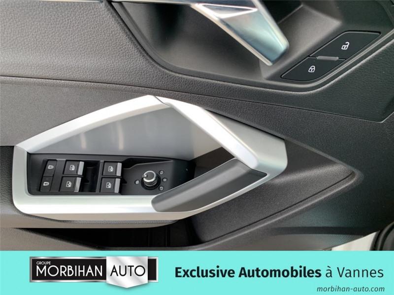 Audi Q3 Q3 35 TDI 150 ch S tronic 7  occasion à Vannes - photo n°20