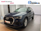 Audi Q3 Q3 35 TFSI 150 ch S tronic 7 Design 5p Bleu à Cessy 01